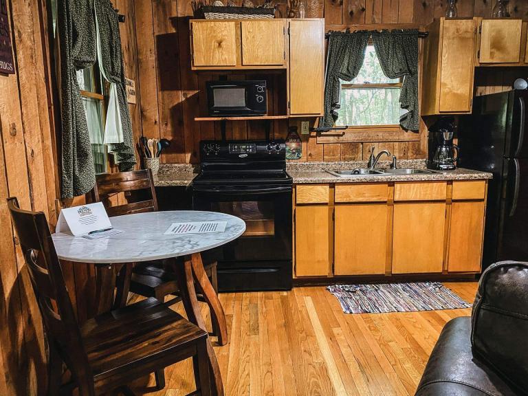 Romantic Anniversary Cabin