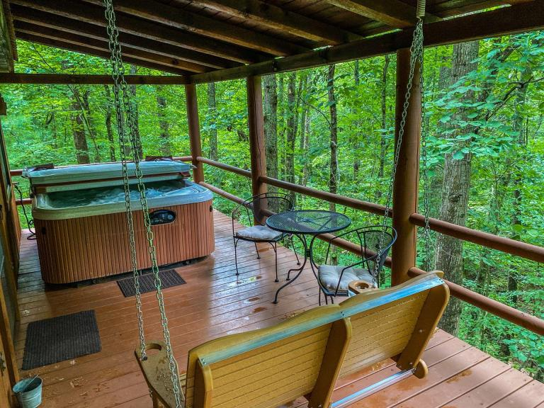 Happiness is Cabin Hocking Hills