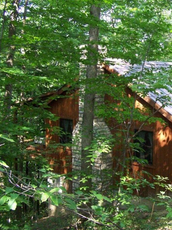 Nestled Away Cabin - Hocking Hills