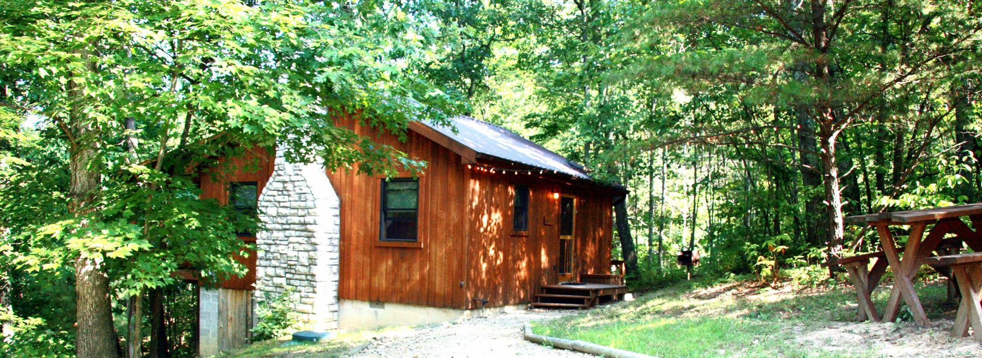 Rates and Policies Hocking hills Cabins